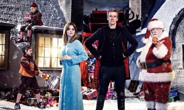 Doctor Who Christmas Day special 2014