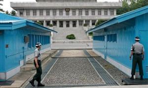 Korea conflict