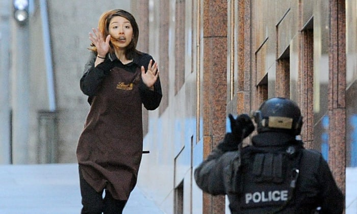 55a46cedffd2 Sydney siege  how a day and night of terror unfolded at the Lindt cafe