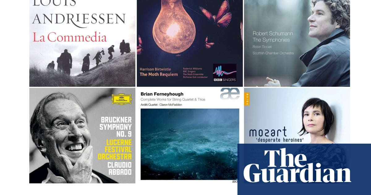 The best classical CDs of 2014 | Music | The Guardian