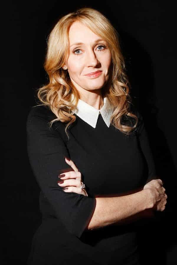 JK Rowling.