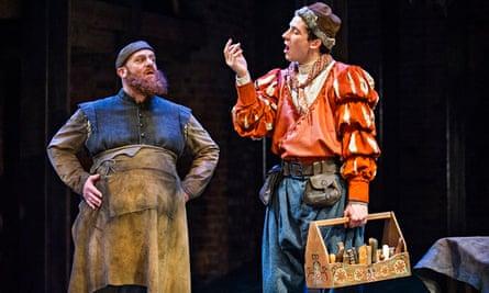 the shoemaker's holiday david troughton josh o'connor