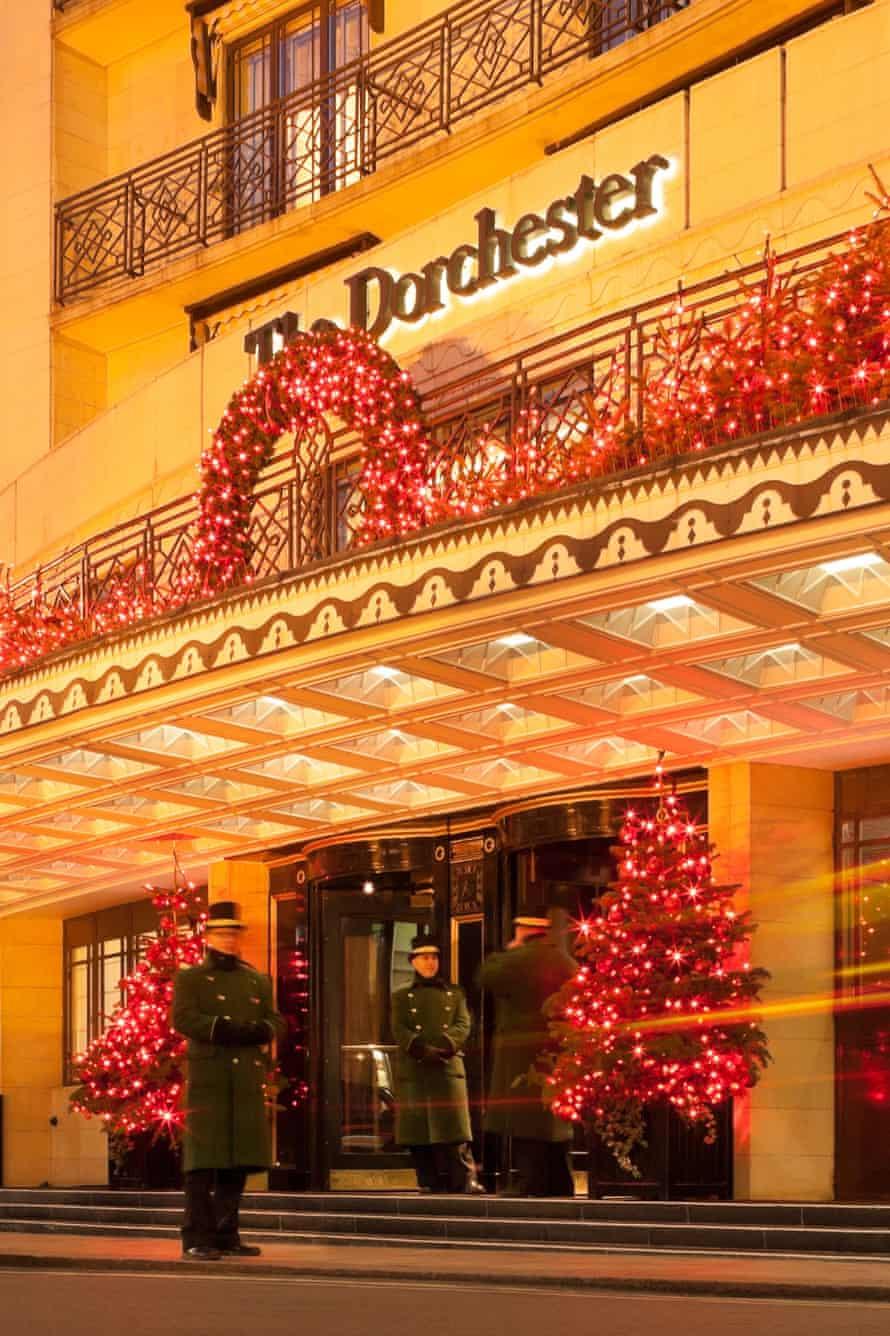 The Dorchester Hotel Park Lane London