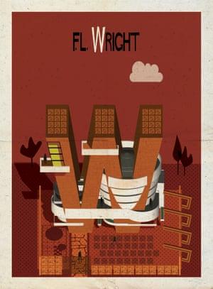 FL Wright