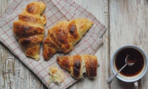 While you need to prepare these croissants in advance, they are well worth the wait come morning.