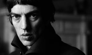 Richard Ashcroft, singer with the Verve.