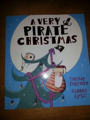 A Very Pirate Christmas by Timothy Knapman and Russell Ayto