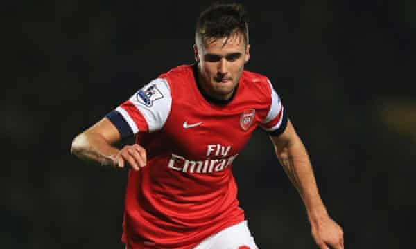 Jenkinson says it was important for him to leave Arsenal and start playing regular football.