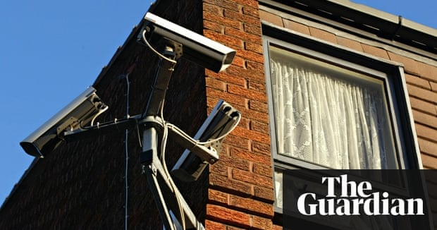 Neighbourhood watch: how domestic CCTV is sweeping the UK | World news |  The Guardian