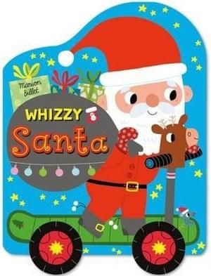 Whizzy Santa by Marion Billet