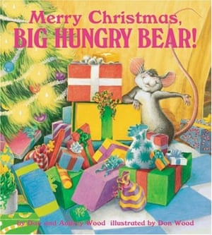 Merry Christmas Big Hungry Bear by Don and Audrey Wood