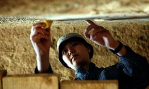 Bamiyan maintenance