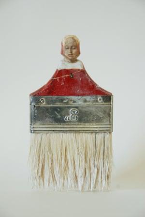 Rebecca Szeto Honor Paintbrush Portraits