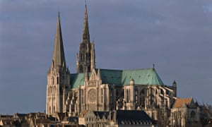 US Architecture Critic Sparks Row Over Chartres Cathedral
