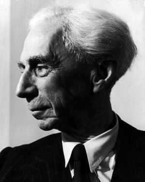 Bertrand Russell, 1949. Jane received the details of her first commission for the Observer via telegram. She was to photograph Russell at breakfast with his new wife, Dora. Jane later recalled she was 'terrified, absolutely terrified'