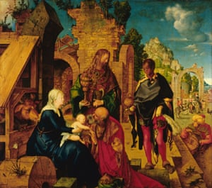 adoration of the magi by albrecht durer - Define Christmas