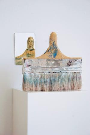 Rebecca Szeto Paintbrush Portraits