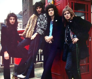 Queen Freddie Mercury Brian May