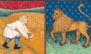 Treasures Postcards: Z is for Zodiac