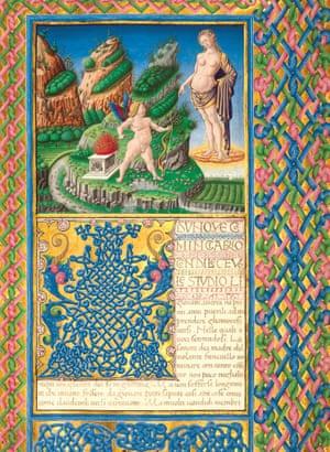Treasures Postcards selection: B is for Boccaccio