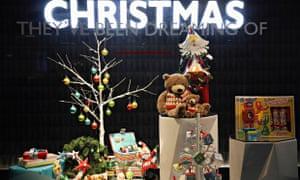 Christmas Window Displays - 2014
