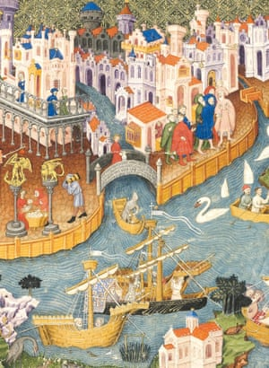 Treasures postcard collection: V is for Venice