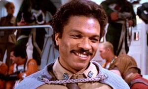 Lando: the first jheri curl in space.