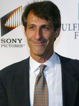 Michael Lynton, the CEO of Sony Pictures, whose password was reported to be Sonyml3.