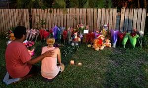 Vigil for Cairns stabbings