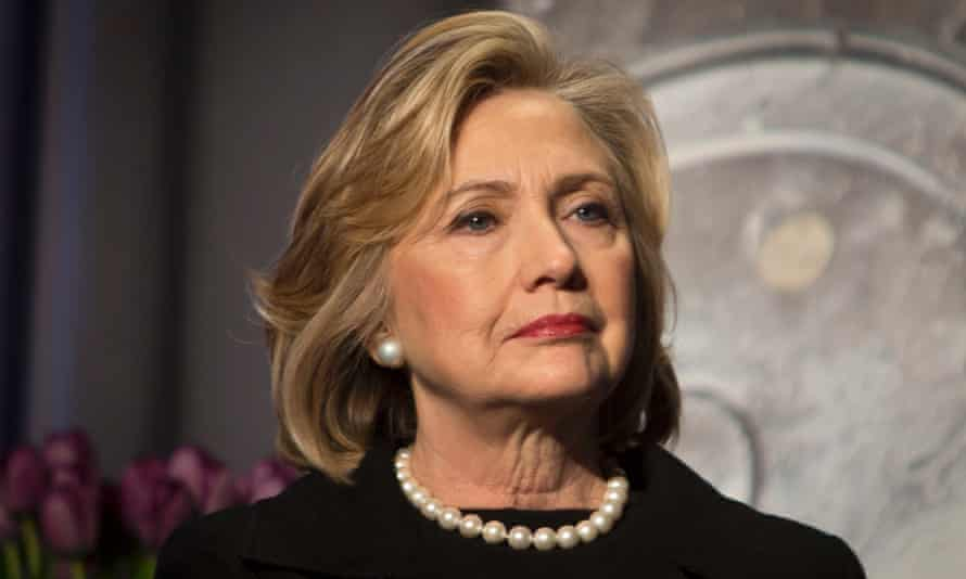 Hillary Clinton has said fracking should be prevented in places where 'the risks are just too high'