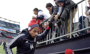 Thierry Henry New York New England