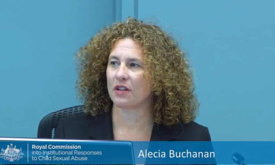 Alecia Buchanan