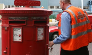 The Royal Mail believes rules for competition impede its ability to make profit.