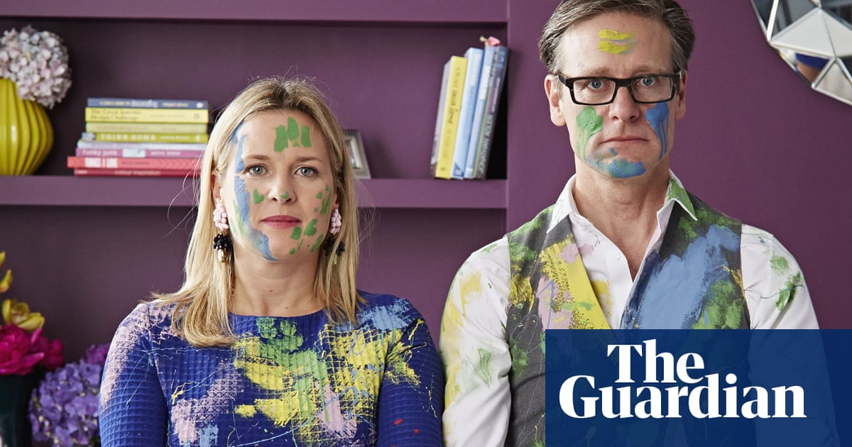 Great Interior Design Challenge Is Changing Rooms Via The Bake Off Television Radio The Guardian