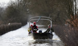Flood water cut off some villages in the Somerset Levels for eight weeks during the wettest winter in 250 years.