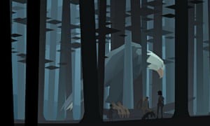Kentucky Route Zero. Stark, but beautiful, elegantly simple.