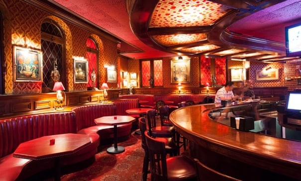 Top 10 film noir and movie-glamour hotspots in Los Angeles