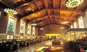 Union Station, Los Angeles, California