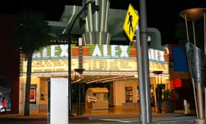 Alex Theatre, Glendale, California, USA