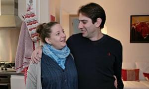 Rebecca Steinfeld and Charles Keidan