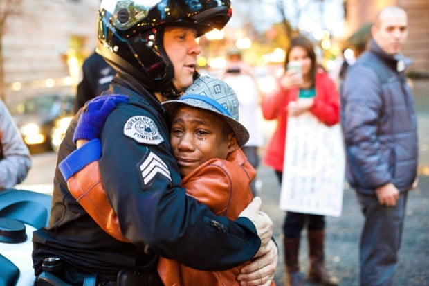 The Power of the Frame | How Does this Photo Represent Ferguson?