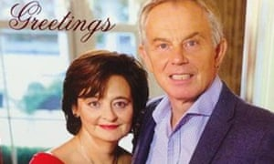 the blairs christmas card - Best Christmas Card