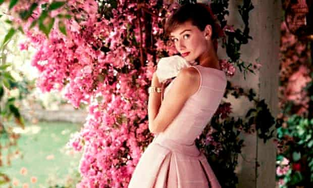 A Norman Parkinson photograph of Audrey Hepburn: 'She had a very clear idea of how she wanted to be