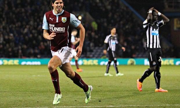 Burnley v Newcastle United - Barclays Premier League