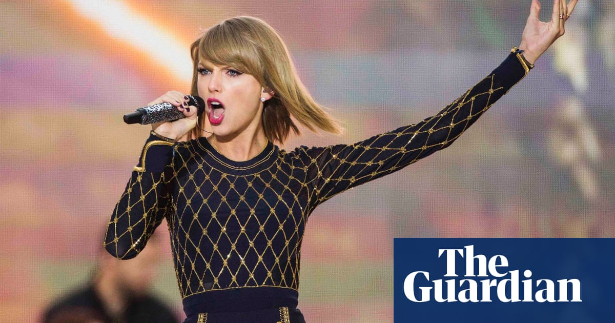 Taylor Swift Leads Poptimism S Rebirth Music The Guardian