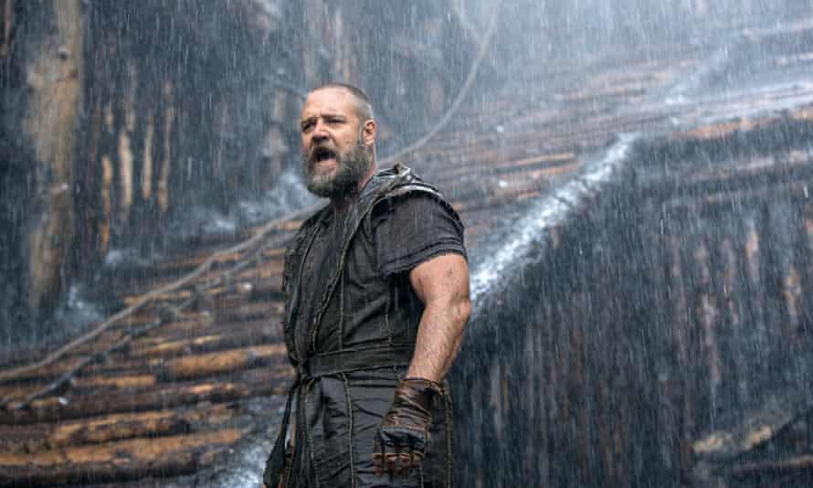 Russell Crowe in Noah.
