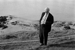 Sir John Betjeman, 1972.