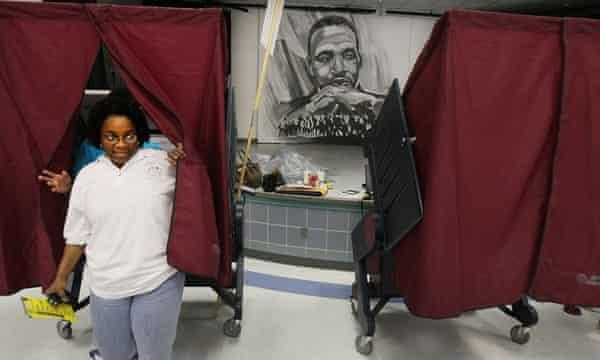 black voter new orleans