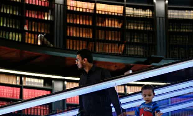 Birmingham's new library faces job losses and evening closures