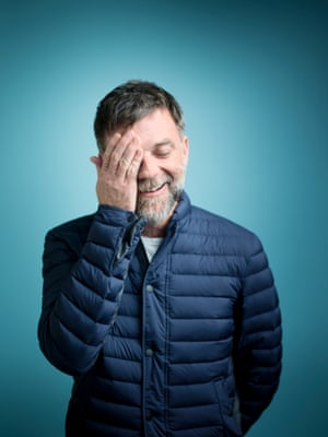 Paul Thomas Anderson photographed in London last month by Pal Hansen for the Observer New Review.